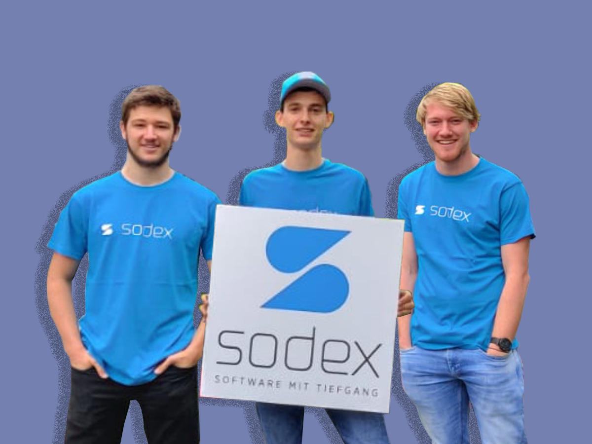 Sodex – Adaptives Automationssystem für Bagger