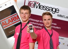 Life Message - Hilfe per SMS